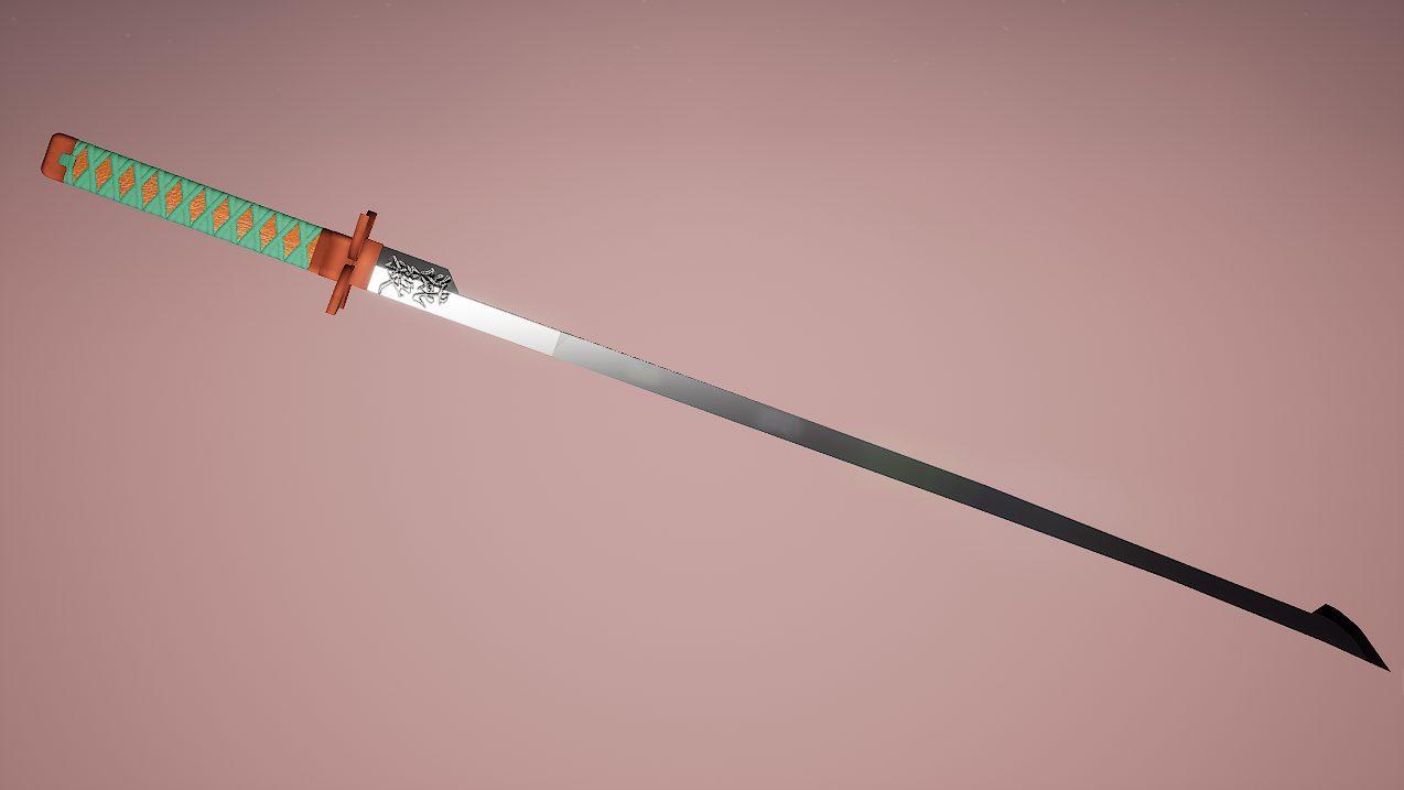 刀 しのぶ 日輪